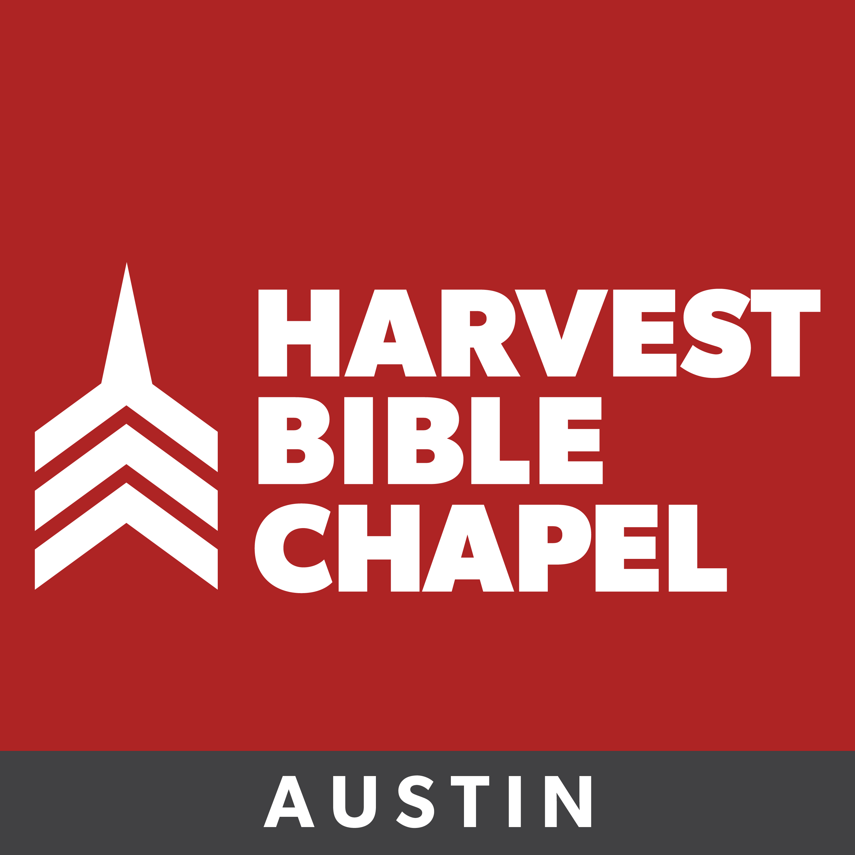 Harvest Bible Chapel Austin - Sermons